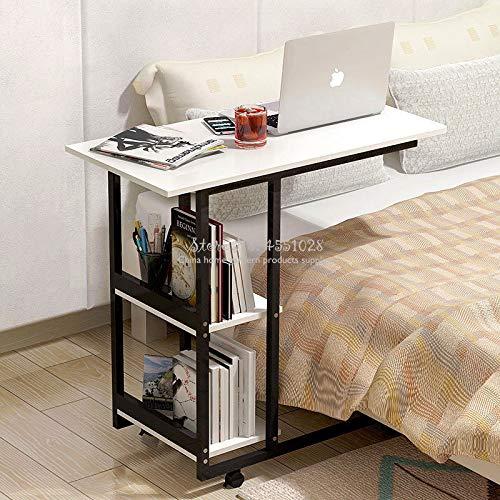 Mesa para laptop Blanco Escritorio for Computadora Portátil cama ...
