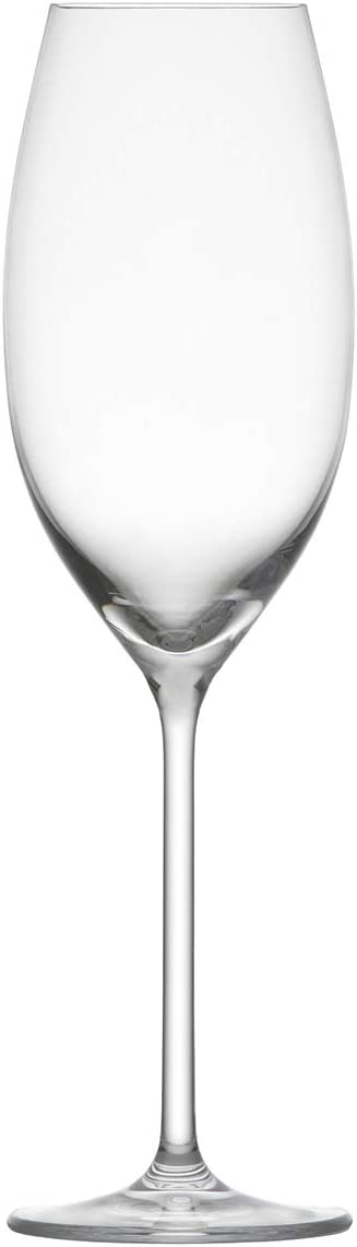 9.5-Ounce Clear Schott Zwiesel Tritan Crystal Note Stemware Coupe Saucer Champagne Glass