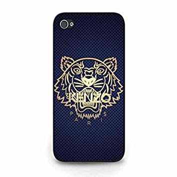 Silicone Protective Skin Kenzo Apple iPhone 5 C carcasa funda case, hispster Kenzo Tiger Paris