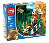 LEGO Orient Expedition: Tygurah's Roar (7411)