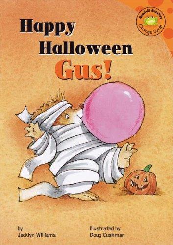 Happy Halloween, Gus! (Read-It! Readers: Gus the Hedgehog)