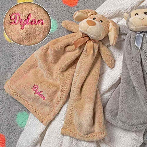 Personalized Plush Baby Cuddler - 17 inch (Puppy)