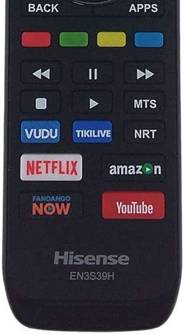 Originale Hisense TV Fernbedienung H65U8BHE65U7A9EUWTSG