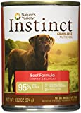 Nature's Variety Instinct, Grain-Free Canned Dog F...