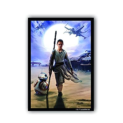 Star Wars: Rey Art Sleeves: Toys & Games