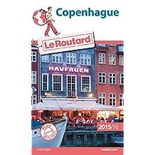COPENHAGUE 2015-2016 + PLAN DE VILLE