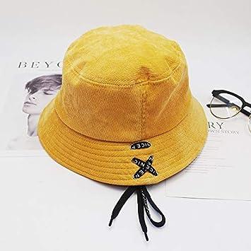 XDXDWEWERT Sombreros y Gorras de Pescador para Mujer de otoño e ...