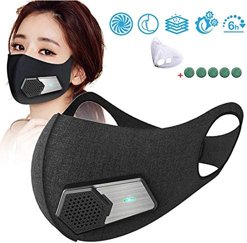 amazon face mask pollution n95