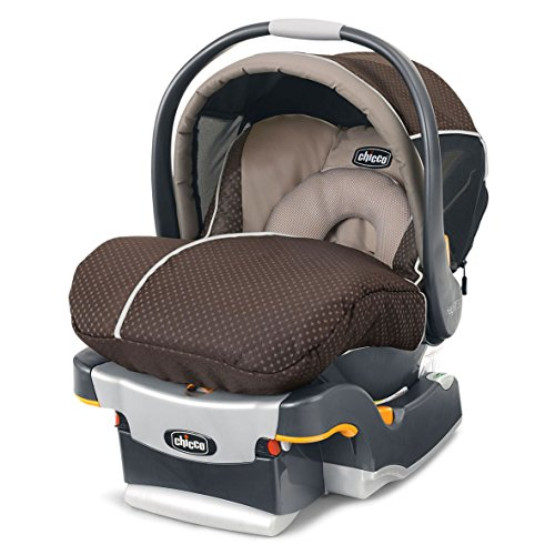 Chicco KeyFit 30 Magic Rear-Facing Car Seat and Base with Infant Insert, Shale