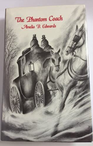 book cover of The Phantom Coach