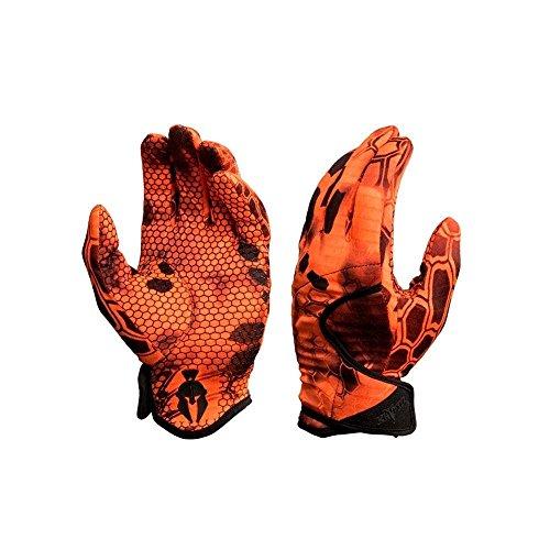 Kryptek Krypton Glove, Color: Inferno, Size: M (16kryaf4)