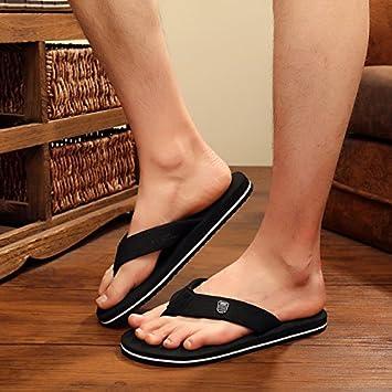 Hausschuhe Meine Damen Flip Flops,das zwanglose Restaurant men cool Mop,rutschfeste Füße tragen,Clip,Badeschuhe,39,grau