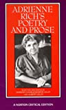 img - for Adrienne Rich's Poetry and Prose (Norton Critical Editions) book / textbook / text book