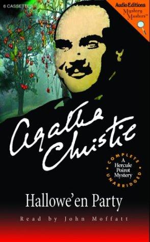 Hallowe'en Party: A Hercule Poirot (Halloween Books On Tape)