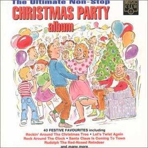 Non Stop Christmas Music.The Ultimate Non Stop Christmas Party Album Amazon Co Uk Music