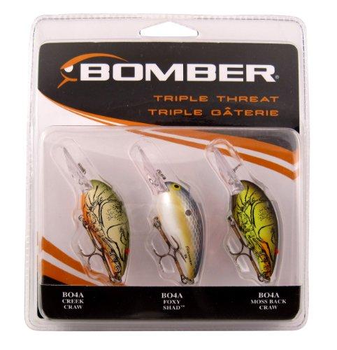 (Bomber Triple Threat)