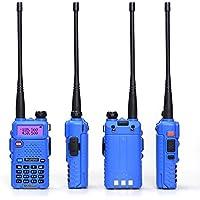 BaoFeng BF-UV5R Dual Band 136-174/400-520 MHz FM Ham Two Way Radio