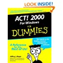 ACT! 2000 for Windows For Dummies (For Dummies Series)