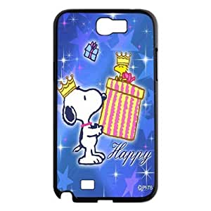 Custom Cute dog Joe cool Snoopy phone Case Cove For Samsung Galaxy Note 2 Case XXM9147500