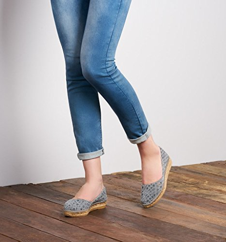 VISCATA Rascassa Authentic and Original Flats with Innersole Cushion Hand Made in Spain Bubbleblue footaction cheap online oabkpKpGaM