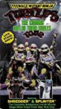 Teenage Mutant Ninja Turtles: Coming Out of Their Shells Tour - Live Stage Show [VHS]