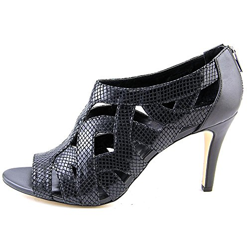 Calvin Klein - Sandalias de vestir para mujer Black