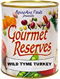 AlpineAire Foods Gourmet Reserves Wild Tyme Turkey (10-Can)