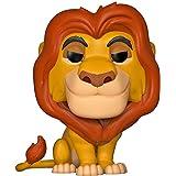 Funko - Lion King: Mufasa Figura Coleccionable de Vinilo, Multicolor, 36391