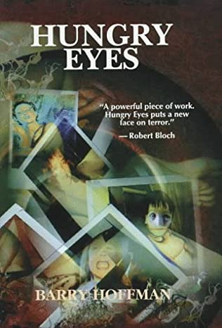book cover of Hungry Eyes