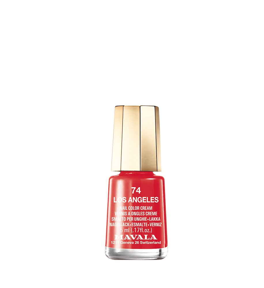 Amazon.com : Mavala Mini Color Nail Polish, Cream Finish