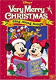 Disney's Sing Along Songs - Very Merry Christmas Songs Image