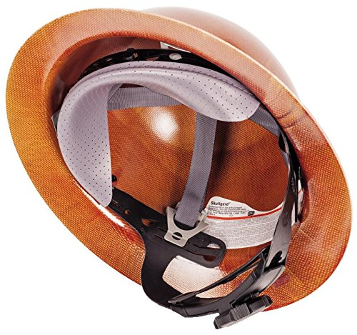 MSA 475407 Natural Tan Skullgard Hard Hat