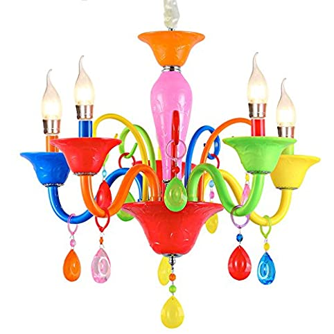 Guyue kids pendant light christmas chandeliers comtemporary pendant guyue kids pendant light christmas chandeliers comtemporary pendant light 40w industrial glass pendant light shade modern aloadofball Images