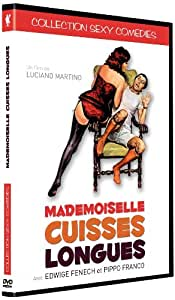 Mademoiselle cuisses longues [Francia] [DVD]