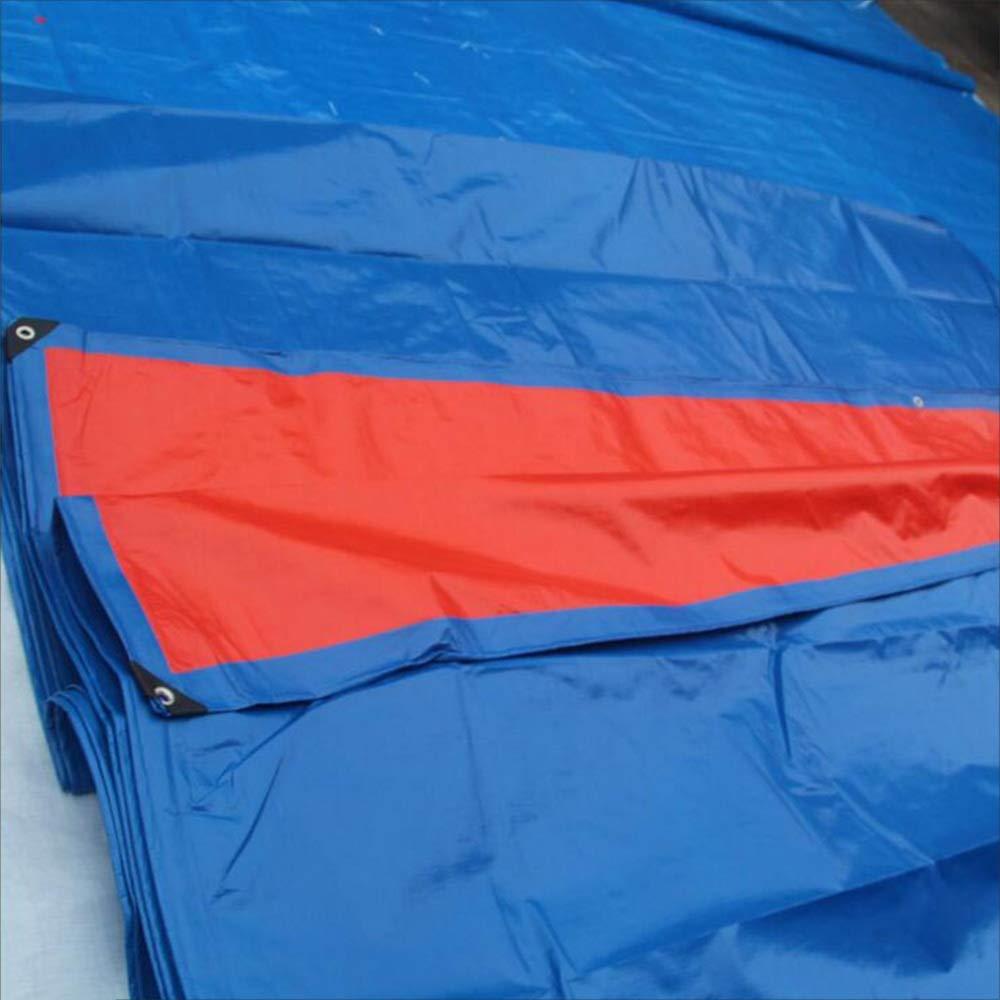 Tarpaulin NAN PET-Blaue Orange Gewebe-Plane-Auto-Plane wasserdichtes Sunscreen 160g 160g 160g   m², Stärke 0.35mm B07GLRWQR1 Zeltplanen Verbraucher zuerst 875bb8
