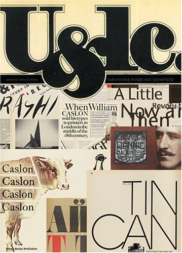 U&lc : Influencing Design & Typography