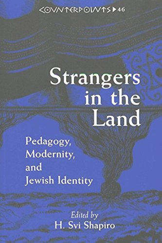Strangers in the Land: Pedagogy, Modernity, and Jewish Identity (Counterpoints)