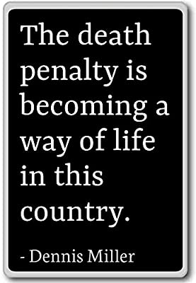 Amazoncom The Death Penalty Is Becoming A Way Of Life I