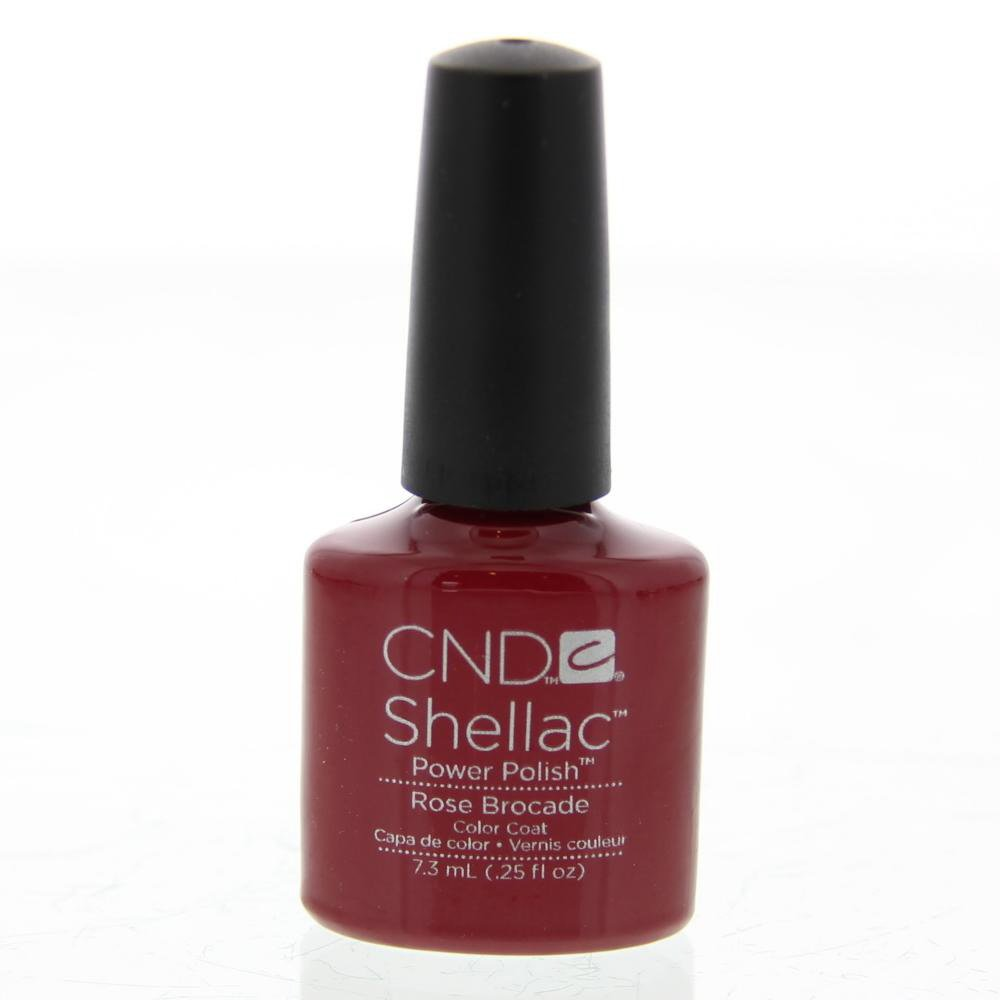 CND Shellac, Rose Brocade