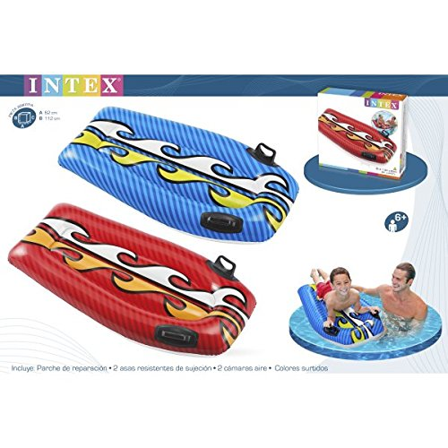 Intex Joy Riders Surf Beach Toy - Assorted Colours - Single