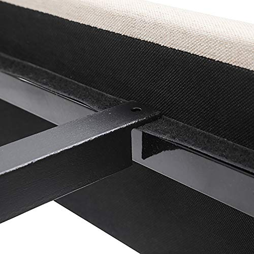 Classic Brands Hercules Bed Frame Support System | Fits Full, Queen, King and California King