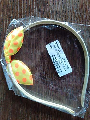Lannmart 1PC Random Color Rabbit Ears Headband for Women Hair Princess Kid Hairband Cat's Ears Girls Hair Accessories - Braid Yellow Earrings