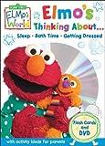 Elmo's Thinking About..., Jodie Shepherd, 0794411398
