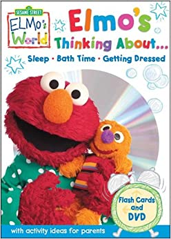 Sesame Street Elmo S World Flashcards And Dvd Elmo S