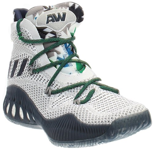 buy popular 1945d cb7e3 Galleon - Adidas Men s Basketball Crazy Explosive Primeknit Shoes  B42405  (8.5)