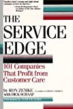 img - for The Service Edge: 101 Companies That Profit from Customer Care (Plume) book / textbook / text book