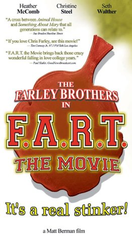 F.A.R.T. - The Movie [VHS] - Gregory Products Steel