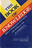 The Book of Knowledge, Faris, Nabih Amin, 0935782540