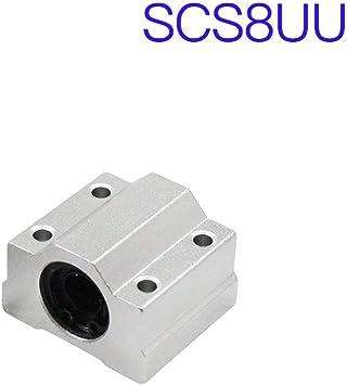 SCS8LUU para Ejes de Impresora 3D Piezas de la máquina de ...