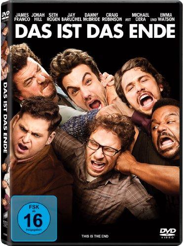 Das ist das Ende (Blu Ray Pineapple Express)